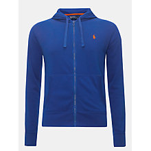 Buy Polo Ralph Lauren Full Zip Fleece Hoodie Online at johnlewis.com