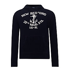 Buy Polo Ralph Lauren New Bedford Hoodie Online at johnlewis.com