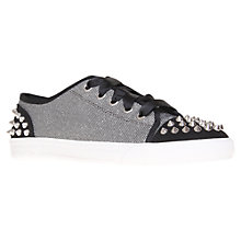 Buy KG by Kurt Geiger Liberal Stud Lace-Up Trainers Online at johnlewis.com