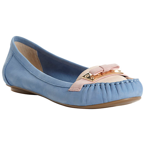 Buy Dune Lancer Metal Trim Loafers Online at johnlewis.com