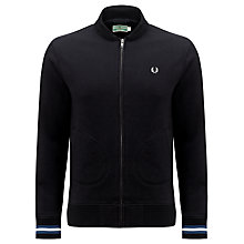 Buy Fred Perry Men's Warm Up Bomber Jacket Online at johnlewis.com