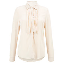 Buy Ghost Angela Pintuck Detail Blouse Online at johnlewis.com