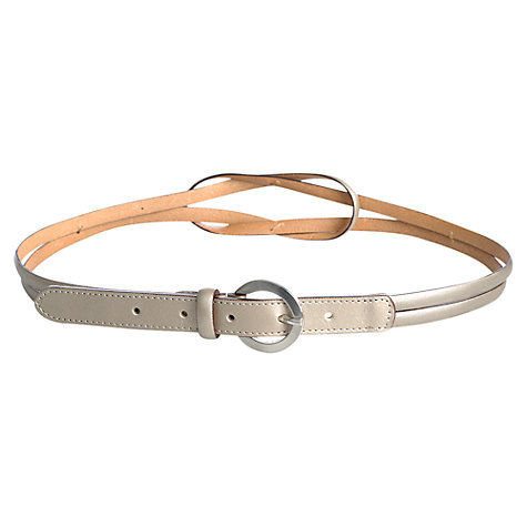 Buy Jigsaw Knotted Waist Belt Online at johnlewis.com