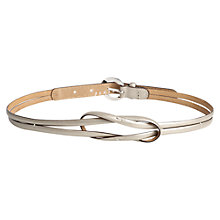 Buy Jigsaw Knotted Belt Online at johnlewis.com