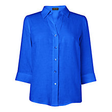 Buy Jaeger 3/4 Sleeve Blouse Online at johnlewis.com