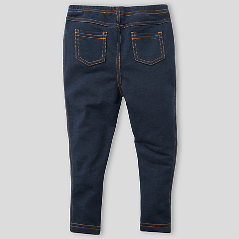 Buy John Lewis Jeggings, Dark Denim Online at johnlewis.com