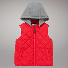 Buy John Lewis Quilted Gilet Online at johnlewis.com