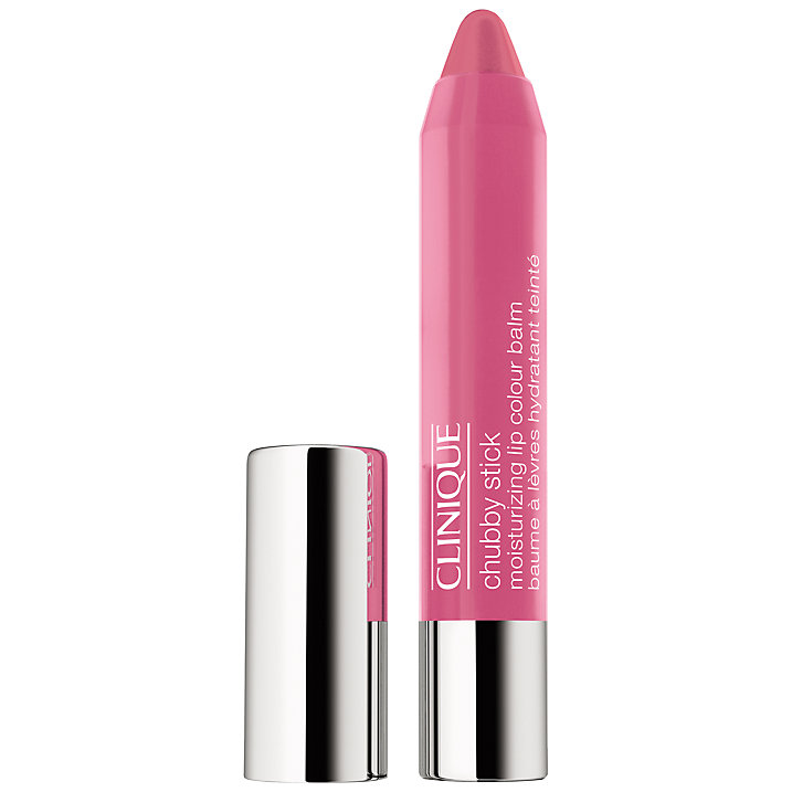 Buy Clinique Chubby Stick Moisturising Lip Colour Balm, Whole Lotta Honey Online at johnlewis.com
