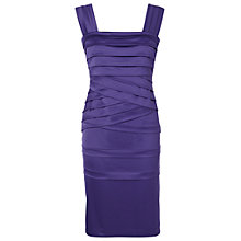 Buy Phase Eight Neve Dress, Violet Online at johnlewis.com