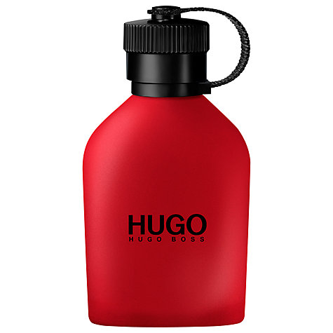 Buy Hugo Red Eau de Toilette Spray Online at johnlewis.com
