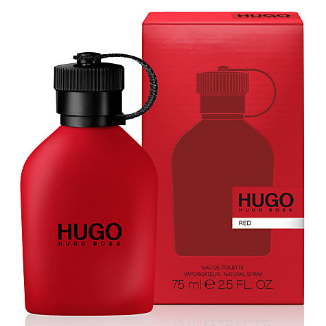 Buy HUGO BOSS HUGO Red Eau de Toilette Spray Online at johnlewis.com
