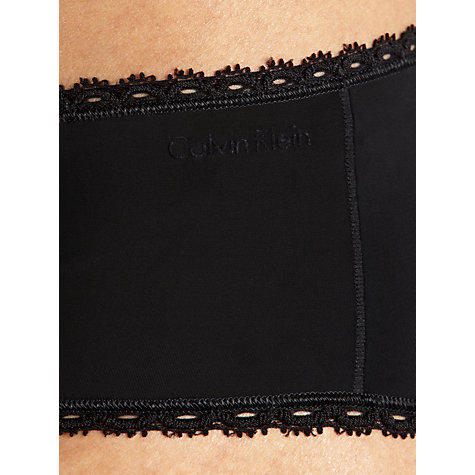 Buy Calvin Klein Seductive Comfort Hipster Briefs Online at johnlewis.com