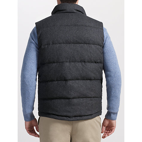 Buy John Lewis Birdseye Tweed Gilet Online at johnlewis.com