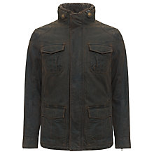 Buy John Lewis Faux 4 Pocket Borg Jacket Online at johnlewis.com
