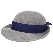 Buy Daiglen School Girls' Felt Hat Online at johnlewis.com
