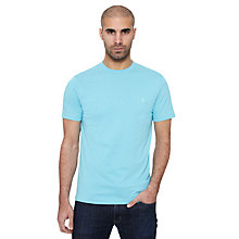 Buy Penguin Crew Neck T-Shirt, Maui Blue Online at johnlewis.com
