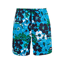 Buy Hugo Boss Clownfish Floral Print Swim Shorts Online at johnlewis.com