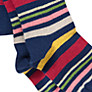 Buy John Lewis Girl Spots and Stripes Tights, Pack of 2, Navy/Multi Online at johnlewis.com