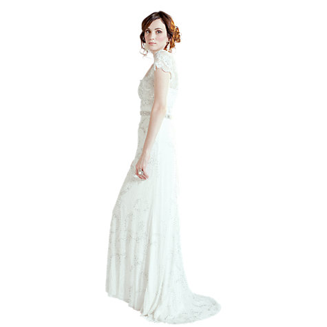 Buy Phase Eight Eliza Wedding Dress, White Online at johnlewis.com