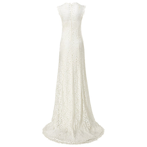 Buy Phase Eight Mariette Wedding Dress, White Online at johnlewis.com