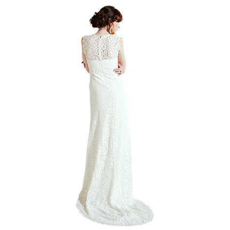 Buy Phase Eight Bridal Mariette Wedding Dress, White Online at johnlewis.com