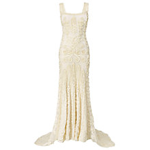 Buy Phase Eight Bridal Pandora Wedding Dress, Ivory Online at johnlewis.com