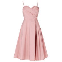 Buy Phase Eight Concerto Dress, Dusty Pink Online at johnlewis.com