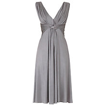 Buy Phase Eight Aria Dress, Pewter Online at johnlewis.com
