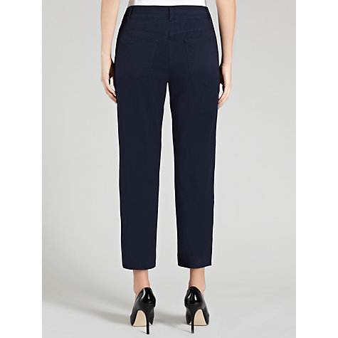 Buy Gerry Weber 5 Pocket Relaxed Cotton Trousers Online at johnlewis.com