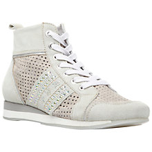 Buy Pied A Terre Princip Diamanté High-Top Trainers Online at johnlewis.com
