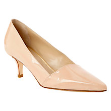 Buy Hobbs Invitation Elle Patent Leather Court Shoes Online at johnlewis.com