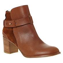 Buy NW3 by Hobbs Otto Ankle Boots, Tan Online at johnlewis.com