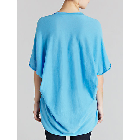 Buy Sandwich Cotton Mix Oversized Jumper Online at johnlewis.com