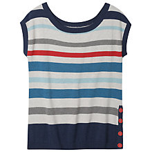 Buy Seasalt Broworth Knitted Top Online at johnlewis.com