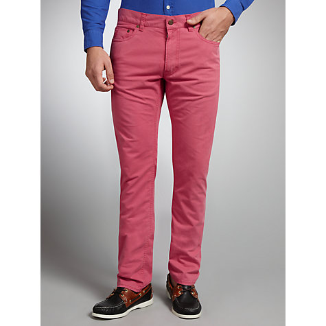 Buy Polo Ralph Lauren Stretch Cotton Trousers Online at johnlewis.com
