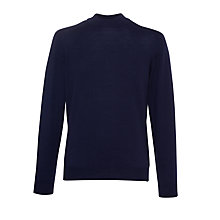 Buy John Lewis Italian Merino Wool Turtle Neck Jumper Online at johnlewis.com