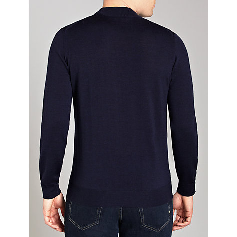 Buy John Lewis Made in Italy Merino Turtle Neck Jumper Online at johnlewis.com