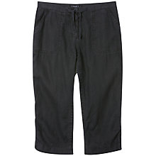 Buy Seasalt Kirigami Linen Cropped Trousers Online at johnlewis.com