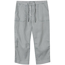 Buy Seasalt Kirigami Trousers, Sardine Online at johnlewis.com