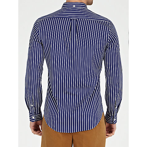Buy Polo Ralph Lauren Slim Fit Stripe Long Sleeve Shirt Online at johnlewis.com
