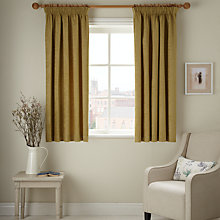 Buy John Lewis Marylebone Lined Pencil Pleat Curtains Online at johnlewis.com