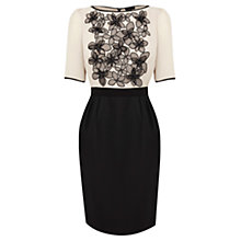 Buy Coast Lissandra Dress, Mono Online at johnlewis.com