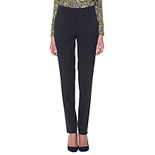 "Buy Whistles Lula Tailored Trousers, L32"", Navy Online at johnlewis.com"