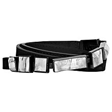 Buy Reiss Encrusted Belt Online at johnlewis.com