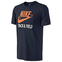 Buy Nike Track & Field T-Shirt Online at johnlewis.com