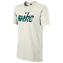 Buy Nike Track & Field Box Read T-Shirt Online at johnlewis.com