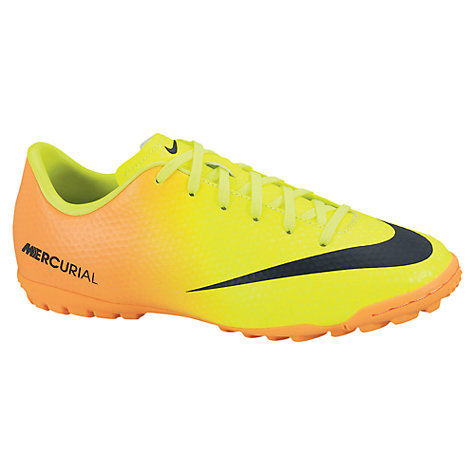 Buy Nike Jr. Mercurial Victory IV TF Football Boots Online at johnlewis.com