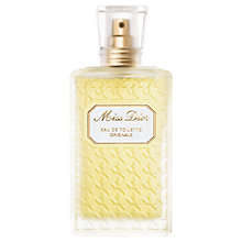 Buy Dior Miss Dior Eau de Toilette Originale Online at johnlewis.com