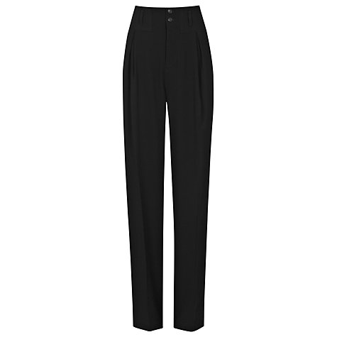 Buy Reiss Front Fold Trousers Online at johnlewis.com