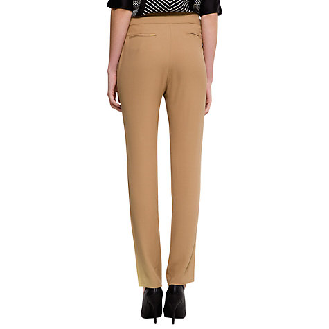 Buy Mango Maxi Pockets Trousers, Camel Vigore Online at johnlewis.com